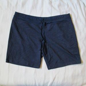 Danskin Now Navy Blue Athletic Shorts